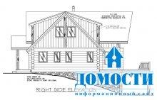 Современные дома с традиционными деталями