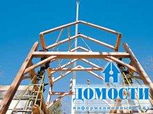 Особенности строительства каркасных крыш