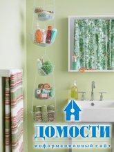 Организация пространства в ванной