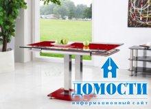 Итальянские раздвижные столы