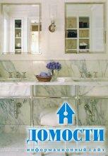Советы по созданию белых ванных комнат