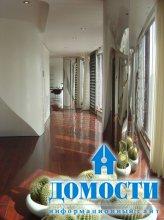Необычный дизайн азиатской квартиры