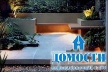 Дизайн сада на городской крыше