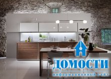 Нетривиальные кухонные дизайны