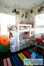Спальни для многодетных семей