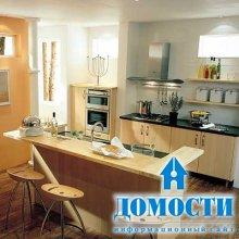 Рекомендации по ремонту маленькой кухни