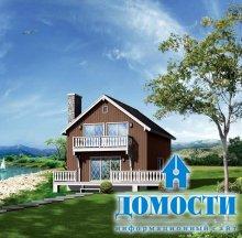 Планировки дачных домиков