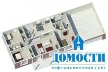 Планировка домов из сэндвич панелей