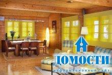 Дом из бруса: особенности интерьера