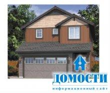 Дома с деревянным каркасом