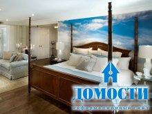 Основная спальня в доме: дизайн