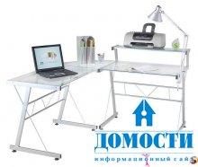 Столы для домашнего офиса