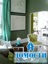 Интерьер семейной комнаты