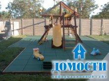 Домашние площадки для детей
