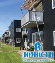 Сборные квартиры для соцпрограммы