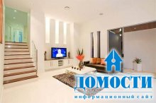 Многоуровневый особняк в стиле модерн