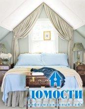 Балдахины над кроватью своими руками