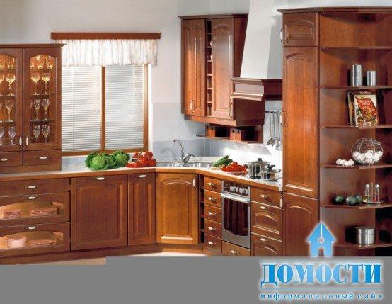 Классические дизайны кухни