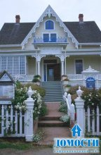 Зарождение Викторианской архитектуры