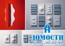 Дизайн силиконовых выключателей