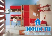 Сочные детские комнаты