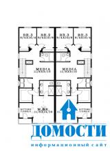 Планировки современных домов