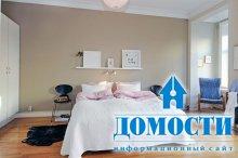 Скандинавские спальные комнаты