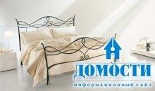 Металлические кровати – классика в спальне