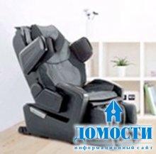 Лучшие кресла для массажа