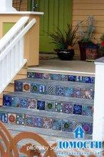 Дизайн лестниц для крыльца