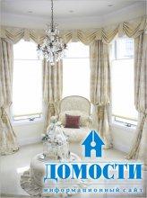 Правильные шторы для гостиной
