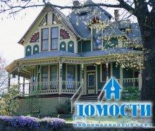Деревянные Викторианские дома