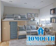 Декор маленьких подростковых комнат