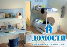 Двухъярусные подростковые кровати