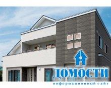 Уникальные фасадные панели для дома