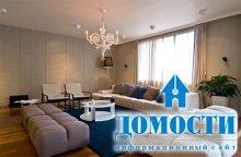 Элегантные текстуры и палитра квартиры в Софии