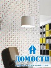 Дизайн мозаичных обоев