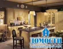 Восхитительные кухни в деревенском стиле