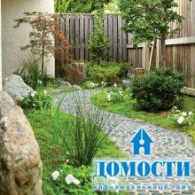 Камни для дизайна двора