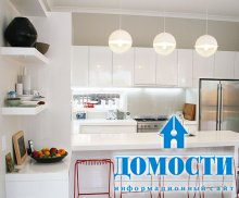 Дизайн минималистической кухни