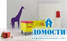 Детская растущая мебель
