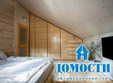 Дом с лесной атмосферой