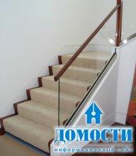 Стильные деревянные лестницы