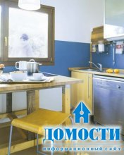 Удобные компактные кухни