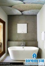 Влагостойкие потолки в ванную