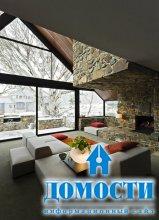 Дом со стеклянными стенами