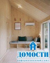 Фанерная реконструкция дома