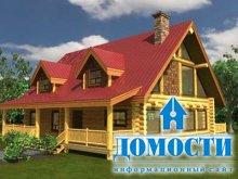 Особенности конструкции домов из дерева