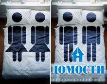 Пикантный дизайн постели