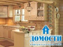 Дизайн бревенчатых домов